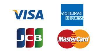 クレジット決済対応カード会社