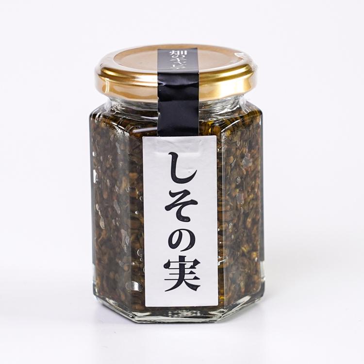 熊本県阿蘇産 しその実漬 130g