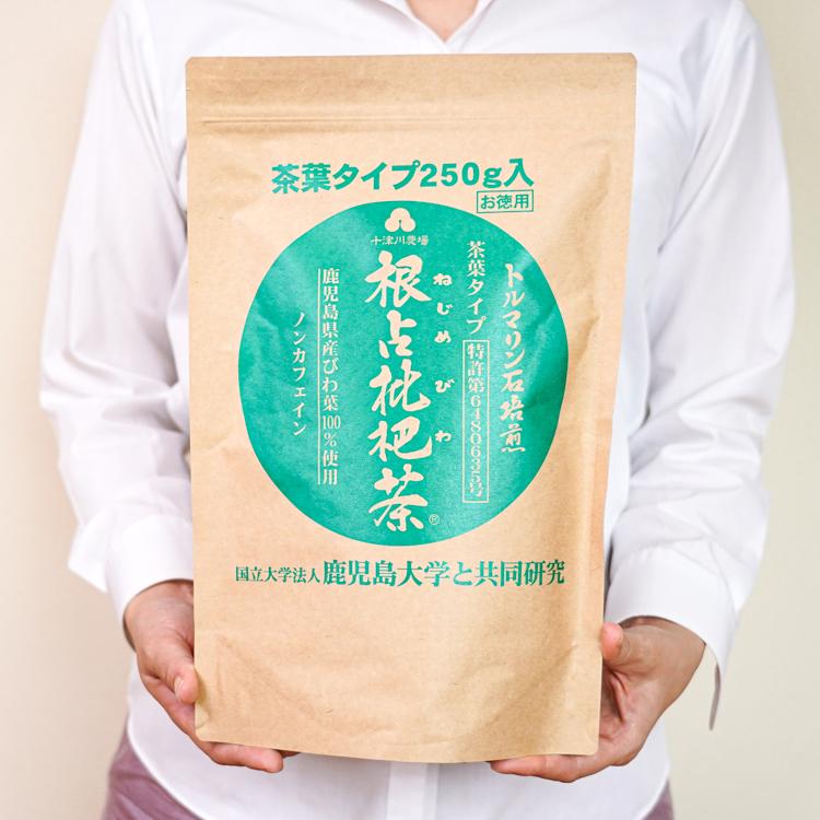 十津川農場ねじめびわ茶 びわ茶の味にこだわりたい方