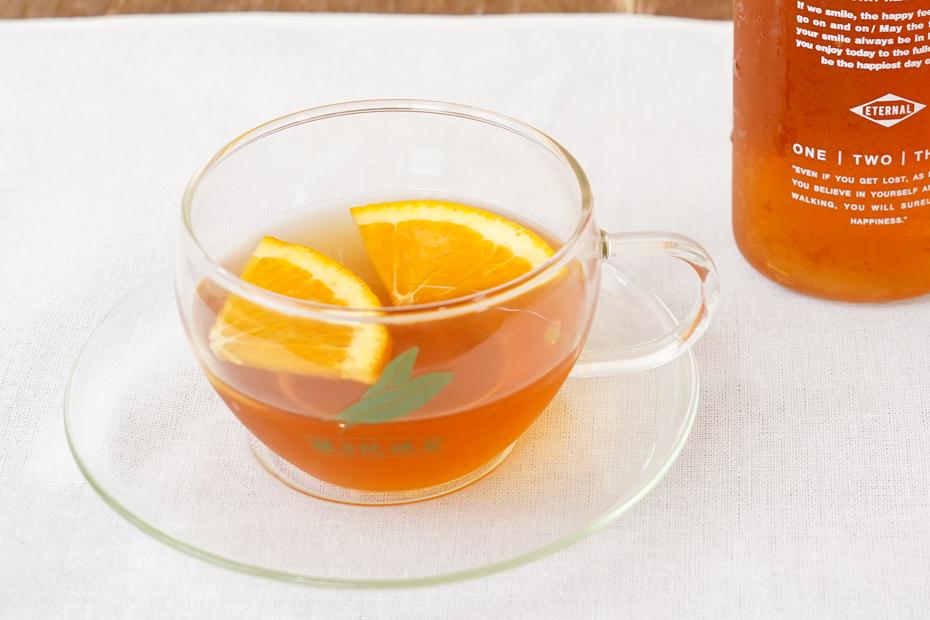 気分に合わせてアレンジ! 『ねじめびわ茶』の別の愉しみ