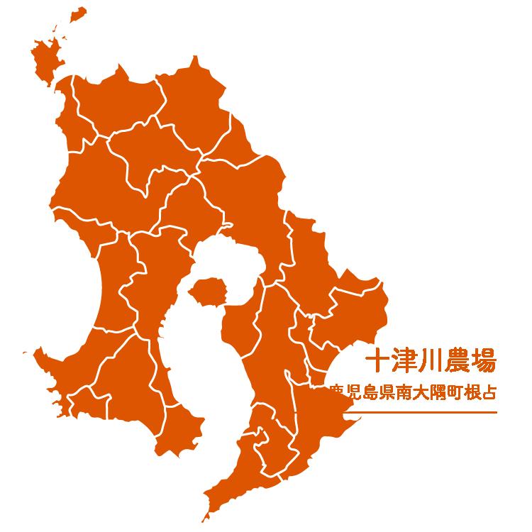 鹿児島県南大隅町根占の地図