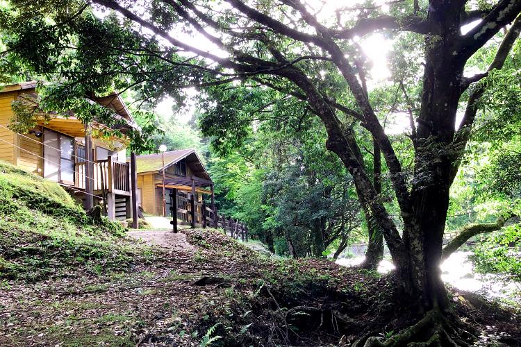 花瀬川キャンプ場