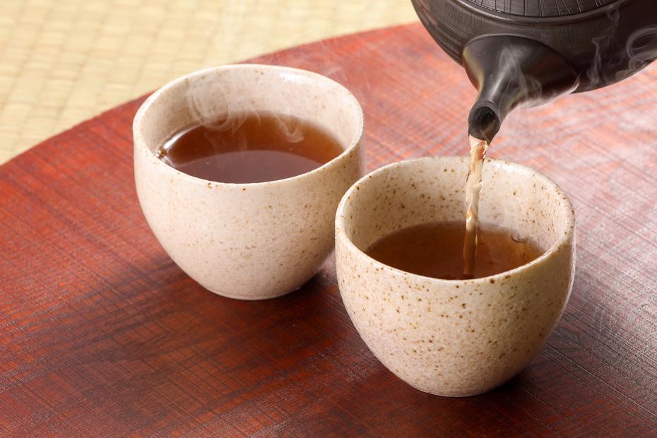 『ねじめびわ茶』ノンカフェイン・無香料・無着色