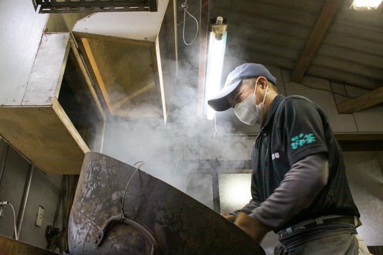 トルマリン石焙煎